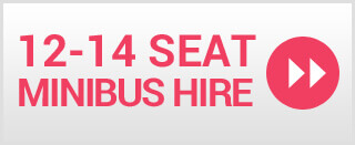12 14 Seater Minibus Hire Rugby