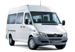 10 - 12 Seater Minibus Rugby
