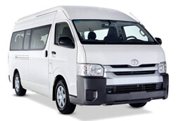 15 - 16 Seater Minibus Rugby
