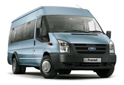 17 - 18 Seater Minibus Rugby